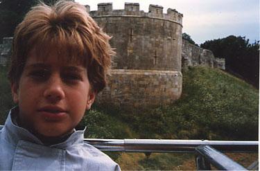 Christopher Horrell, 1986, England